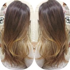 10 Ideas for Balayage on Straight Hair – Stylish Hairstyles Ombre Sombre, Sombre Hair, Asian Balayage, Asian Ombre, Balayage Straight Hair, Dark Hair With Highlights, Asian Hair, Stylish Hair, Hair Photo