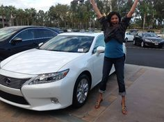 Congratulations to Darelle for earning her Lexus bonus from Nerium!  Amazing results with NeriumAD!! Nerium AD A REAL Opportunity with REAL People, REAL Science, REAL Results. Make $$$$$$ join my Team and become a Brand Partner and start your own business today! Don't wait! A year from now you'll wish you had started today! www.whitneyhall.nerium.com
