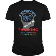 Personalized Name MARCH FOR SCIENCE T-SHIRT AND HOODIE Shirts & Tees