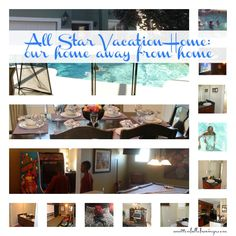 All Star Vacation Home Review: Our Home Away From Home.  How staying in a vacation rental CAN save you money!   Best places to stay in Orlando, travel deals, places to stay, vacation home reviews