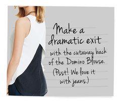 Style Tips | cabi jaimeletter.cabionline.com