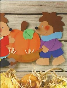 Photos: – This Great Pins Autumn Crafts, Autumn Art, Autumn Activities, Craft Activities, Diy And Crafts, Crafts For Kids, Paper Crafts, Crochet Doily Patterns, Thread Crochet