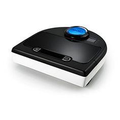 New Amazon de Neato Botvac D Staubsaugerroboter schwarz wei Smart Laser Mapping