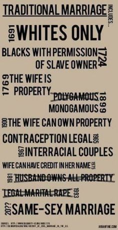 the evolution of marriage