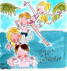 we are going to Graceland Blond Amsterdam, Amsterdam School, Amsterdam Netherlands, Tarjetas Diy, Fashion Illustration Sketches, Cartoon Illustrations, Joy Of Life, Marianne, Happy Sunday