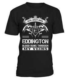EDDINGTON Blood Runs Through My Veins