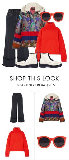 """""""Cool time😊"""" by gabygrach ❤ liked on Polyvore featuring Miu Miu, Etro, Tory Burch, Karen Walker and 3.1 Phillip Lim"""