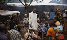 Refugees in Central African Republic