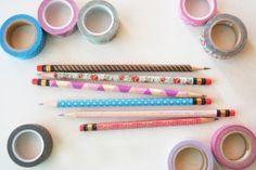 Fournitures scolaires personnalisées : des crayons hauts en couleur