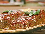 Italian Meatloaf - CORRECTED POST - this is an OK recipe.  This isn't the meatloaf I originally thought.  It is good, but not amazing.