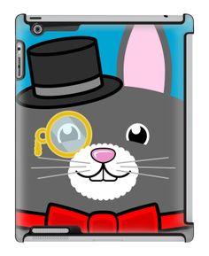 Dapper Bunny iPad Case