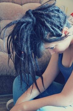 dreads.....if you could wash them more....i would so have them!