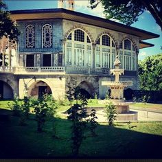 Topkapi Palace - home of the former Ottoman rulers #Istanbul #turkey #ottoman