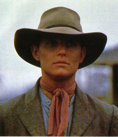 Man From Snowy River...ooh what I crush I had on him!