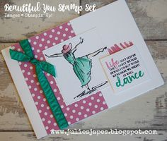 Julie Kettlewell - Stampin Up UK Independent Demonstrator - Order products 24/7: Beautiful You