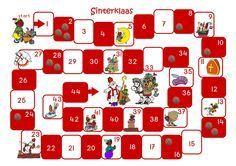 * Sinterklaas ganzenbord! 2-4