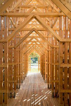 """Galería de Arte y Arquitectura: Instalación Temporal """"Mine Pavilion"""" por Pezo Von Ellrichshausen - 1"""