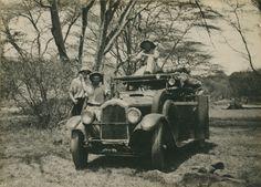 Westley Richards, Hunting Car, Vintage Safari