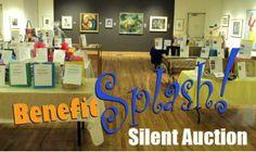 splash silent auction