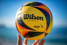 When comparing the Wilson AVP Optx to the Mikasa Beach Champ, two physical features stand out. The Wilson Optx is lighter than the Mikasa VLS Olympic Badminton, Olympic Games Sports, Olympic Gymnastics, Volleyball Outfits, Beach Volleyball, 2020 Olympics, Summer Olympics, Jordyn Wieber, Nastia Liukin