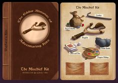 Story Realms Preview: Mischief Kit!