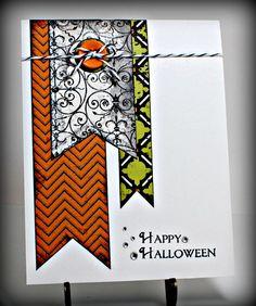 Simply Elegant Paper Crafts: Shop Pumpkin Spice Halloween hop