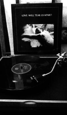 "Joy Division - Love Will Tear Us Apart 12"". Factory Records, 1980. FAC 23-12/FAC•XXIII•XII"