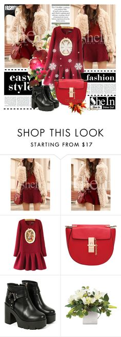 """""""SheIN 8"""" by selmina ❤ liked on Polyvore featuring Sheinside and shein"""