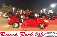 "https://flic.kr/p/uxxFXS   #HappyAnniversary to Donna Muchow on your 2014 #Kia #Rio from Roberto Nieto at Round Rock Kia!   <a href=""http://www.roundrockkia.com/?utm_source=Flickr&utm_medium=DMaxxPhoto&utm_campaign=DeliveryMaxx"" rel=""nofollow"">www.roundrockkia.com/?utm_source=Flickr&utm_medium=DM...</a>"
