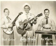 Famed Nashville studio musician and touring great, guitarist Hank Garland was born today 11-11 in 1930. Hank performed with the likes of Johnny Cash, Elvis, Patsy Cline, Roy Orbison, The Everly Brothers, Marty Robbins, Brenda Lee, Eddie Arnold, Conway Twitty and so many others. Hank passed in 2004.