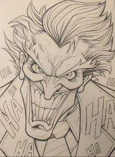 dibujos Wall Art tree of life wall art Joker Drawings, Marvel Drawings, Pencil Art Drawings, Cartoon Drawings, Cartoon Art, Drawing Sketches, Cool Drawings, Joker Sketch, Graffiti Art
