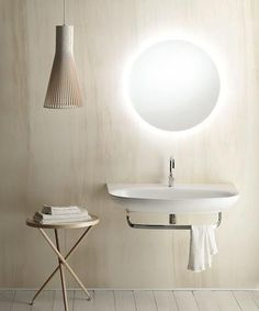 Matteo Thun & Partners : Product design : Catalano, Muse bathroom collection SINK
