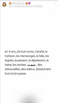 En 3 ans Book Quotes, Life Quotes, Cute Texts, My Diary, Breakup Quotes, French Quotes, Bad Mood, Deep Thoughts, Proverbs