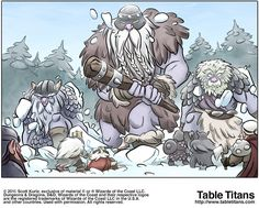 Winter of The Iron Dwarf - Page 90 Dwarf, Iron, Comics, Winter, Table, Fictional Characters, Tables, Comic Book, Dwarfism