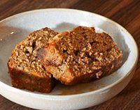 Parmesan Meat Loaf - I made this tonight and it was delicious. I made ...