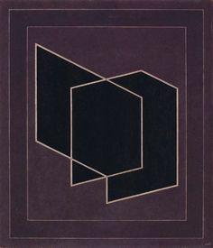 Josef Albers – Penetrating, 1938