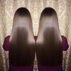 """35 curtidas, 3 comentários - rusakova irina (@rusa_hair) no Instagram: """"❗️❗️❗️ботокс для волос ✅предназначен для сухих пористых поврежденных волос. Возвращает им…"""""""