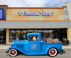 Looking for Wikki Stix in Denver, Co? Visit Timbuk Toys at the address below! A new shipment of Wikki Stix was just delivered! Timbuk Toys: U-Hills University Hills Shopping Center 2780 S. Colorado Blvd. #300, Denver, CO 80222, 303-756-2522 http://www.TimbukToys.com #wikkistix