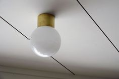 BOLTS HARDWARE STORE / CEILING LIGHT TYPE 4