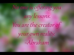 ▶ Abraham Hicks ~ Pre-life agreements or intentions - YouTube