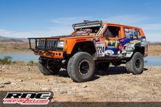 Jeepspeed   Parker 425