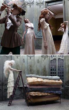 Fairy tales..