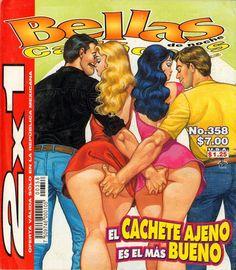 Les Rétro-Galeries de Mr Gutsy: Ay Caramba, Mexican Porn !