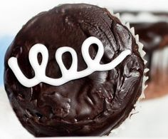 Healthier version of everyone's favorite Hostess cupcakes, complete with the cream filling!