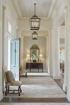 THE FOYER ~ THE FIRST IMPRESSION
