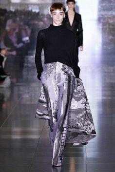 Mary Katrantzou Fall 2013 Ready-to-Wear Fashion Show - Lula Osterdahl