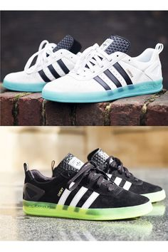 Adidas x Palace Pro Benny Fairfax & Chewy Cannon