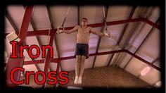 Iron Cross Tutorial - Rings Strength - Advanced Gymnastics