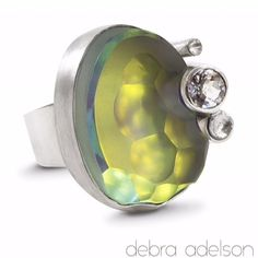 @jewelersotb Known for her work with acrylic, jeweler Debra Adelson decided to make big change this year, and decided to switch to GLASS!!! Her new line will be debuting at the ACC Baltimore craft show in 2016!!! #glassjewellery  #contemporaryjewellery #contemporaryjewelry #engravedglass #ring #handmadejewelry #handmadejewelry #arttowear #sculpturaljewelryartist #sculpturaljewelry #accshow #riojeweler #designerjewelry #jewelrydesigner #uniquejewelry