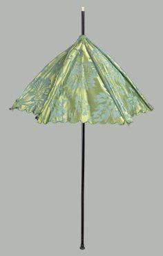 Parasol  American, 18th century